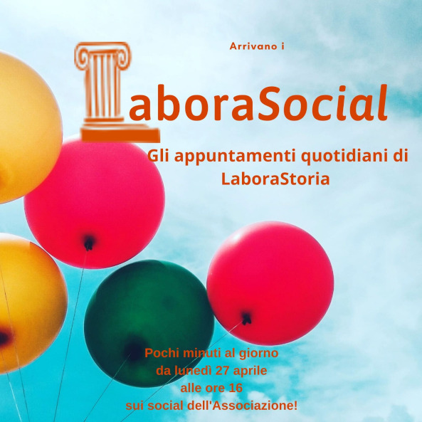 LaboraSocial - Appuntamenti quotidiani di LaboraStoria